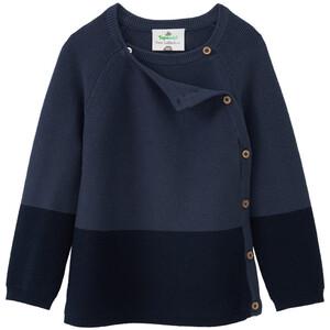 Baby Pullover mit Knopfleiste