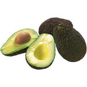 Vorgereifte Avocado