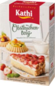Kathi Tortenmehl oder Teig-Backmischungen