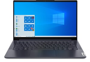 "Yoga Slim 7 14ITL05 (82A300CNGE) 35,56 cm (14"") Notebook slate grey"
