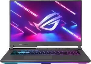 "ROG Strix G17 G713QM-HX178T 43,94 cm (17,3"") Gaming Notebook eclipse gray"