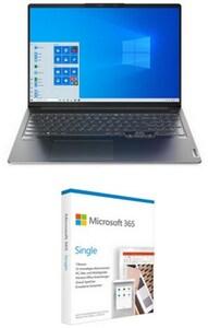"IdeaPad 5 Pro 16ACH6 (82L5005DGE) 40,64 cm (16"") Notebook storm grey inkl. 365 Single FPP"