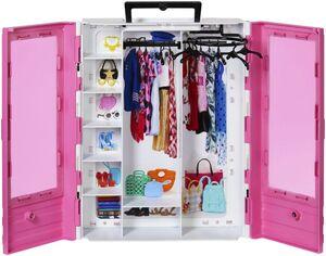 Barbie Traum Kleiderschrank