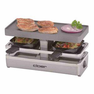 Cloer 6495 Raclette 2 Pfännchen