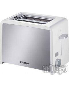 Cloer 3211 2-Scheiben Toaster ws/ed