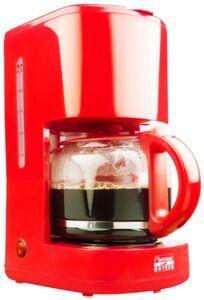 Bestron Kaffeeautomat 10-15T - 1080W - Rot; ACM300HR