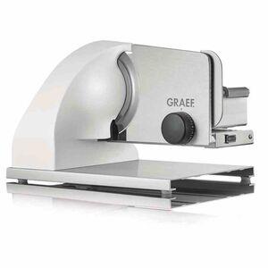 GRAEF SKS903EU Sliced Kitchen Allesschneider, Farbe:Weiß