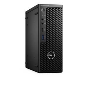 Dell Precision Tower 3240 CFF Workstation KCGVC - Intel i5-10500, 8GB RAM, 256GB SSD, Intel UHD-Grafik 630, Win10