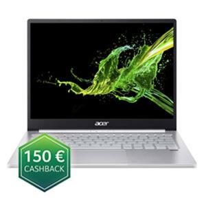 "Acer Swift 3 (SF313-53-7165) Ultra Thin 13,5"" QHD IPS, Intel i7-1165G7 Evo, 16GB RAM, 1TB SSD, Windows 10"