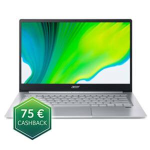 """Acer Swift 3 (SF314-59-50CK) 14"""" Full HD IPS, Intel i5-1135G7, 8GB RAM, 256GB SSD, Windows 10"""