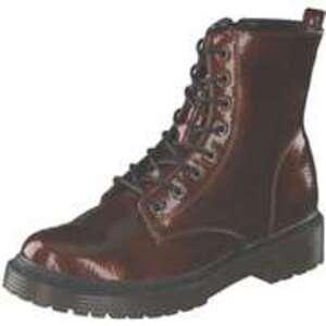 smiling for feet Schnür Boots Damen bronze