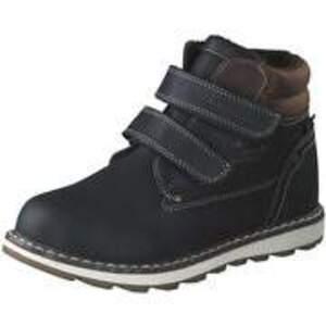Puccetti Klett Boots Jungen blau