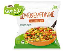 Bio-Gemüsepfanne