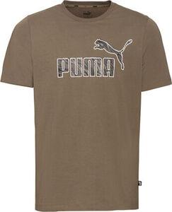 Puma T-Shirt, Baumwolle, Print, für Herren