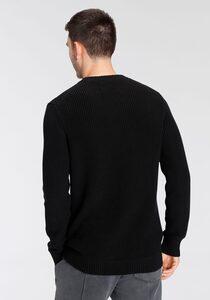 Calvin Klein Jeans Strickpullover »CK BOX STRIPE SWEATER«