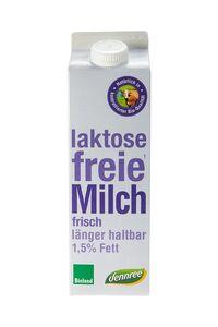 Laktosefreie ESL-Milch