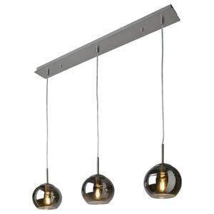 Villeroy & Boch Hängeleuchte  Schwarz Silber