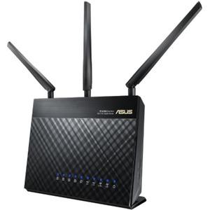 ASUS AC1900 RT-AC68U 1900Mbit DualBand WLAN Gigabit Router