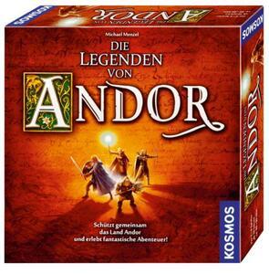 KOSMOS Legenden von Andor