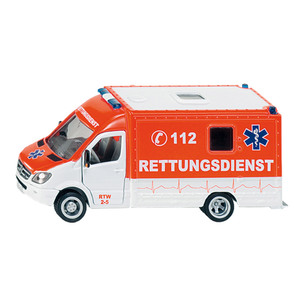 Siku Rettungswagen