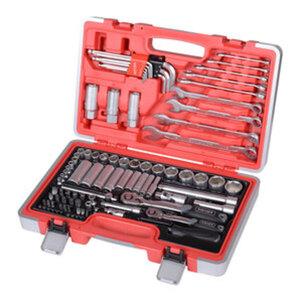 Rothewald Werkzeugsatz        92-teilig, metrisch