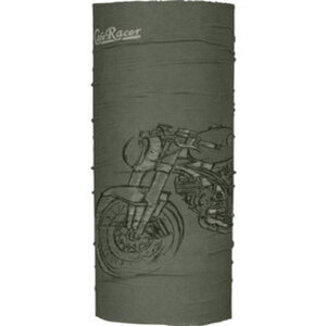 Cafe Racer Motorcycle Multituch
