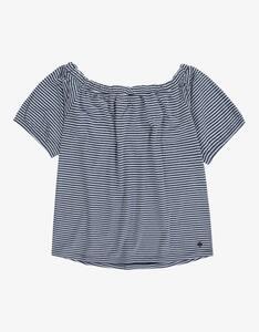 Tom Tailor - Girls T-Shirt im Carmen-Stil