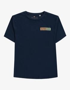 Tom Tailor - Boys T-Shirt mit bedruckter Rückseite