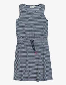 Tom Tailor - Girls Kleid mit Streifen-Muster