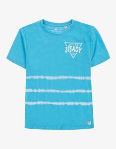 Tom Tailor - Boys T-Shirt mit Batik-Streifen