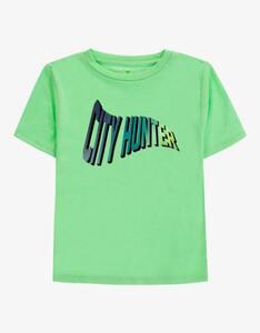 Tom Tailor - Boys T-Shirt mit Schriftzug