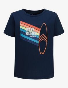 Tom Tailor - Mini Boys T-Shirt mit Surfer-Motiv