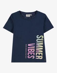Tom Tailor - Girls T-Shirt mit Wording-Print