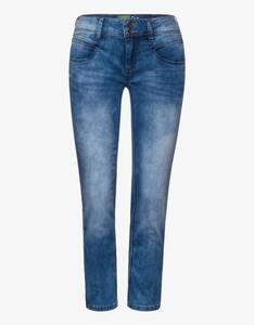 Street One - Denim-Jeanshose, Casual Fit, Style Jane