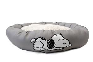 Rohrschneider Ruheinsel Snoopy S grau
