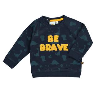 Baby Jungen Sweatshirt mit Applkation