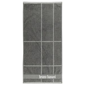 Bruno Banani Duschtuch - Anthrazit
