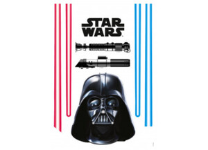 Dekosticker Star Wars Darth Vader ca. 28 x 70 cm