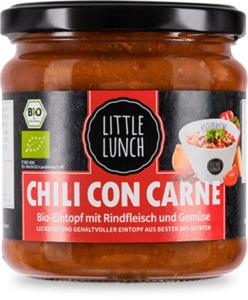 Little Lunch Bio Chili con Carne