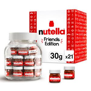 nutella Friends Edition, 630 g (21 x 30 g)