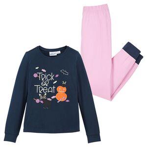 ALIVE®  Kinder Halloween-Pyjama, Glow in the Dark