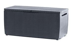 Keter Rattan Style Box Capri 80G/305L, anthrazit