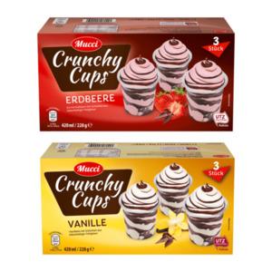 MUCCI     Crunchy Cups