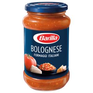 Barilla Pastasauce Bolognese Formaggi Italiani 400g