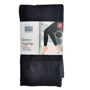 SoC Damen Thermoleggings - schwarz - Gr. L/XL - versch. Farben & Größen