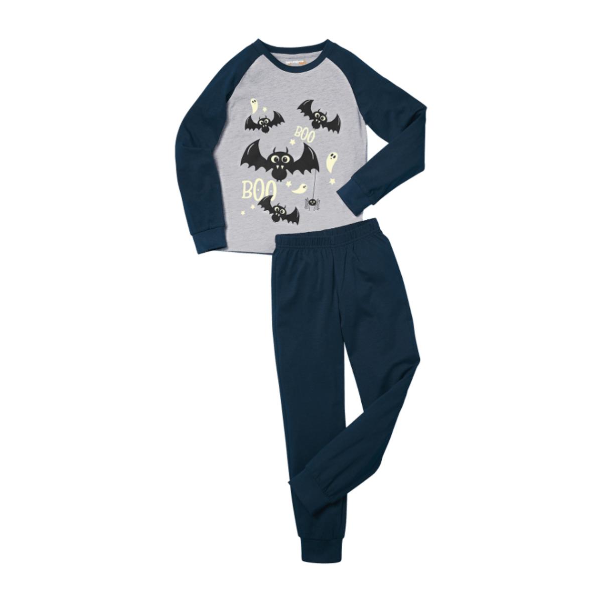 Bild 5 von POCOPIANO     Halloween-Pyjama, glow in the dark