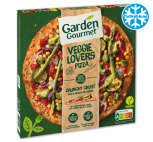 GARDEN GOURMET Veggie Lovers