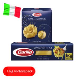 Barilla Collezione oder Barilla Italienische Pasta klassisch