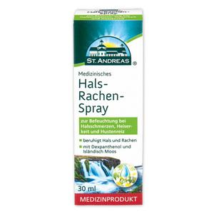 St. Andreas Medizinisches Hals-Rachen-Spray