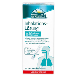 St. Andreas Inhalations-Lösung